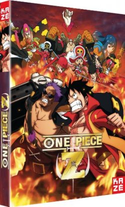 One Piece Z - DVD
