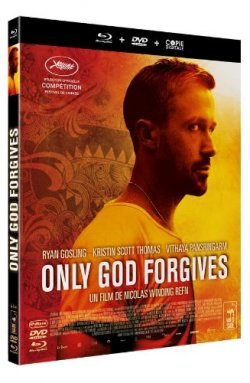 Only God Forgives - Blu Ray