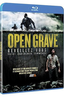 Open grave - Blu Ray
