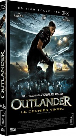 outlander le dernier viking en dvd blu ray. Black Bedroom Furniture Sets. Home Design Ideas