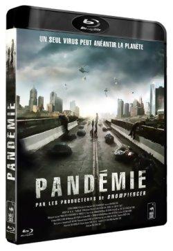 Pandémie - Blu Ray