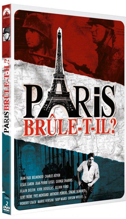 Test DVD Paris brûle-t-il ?