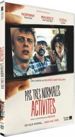 Pas très normales activités - DVD