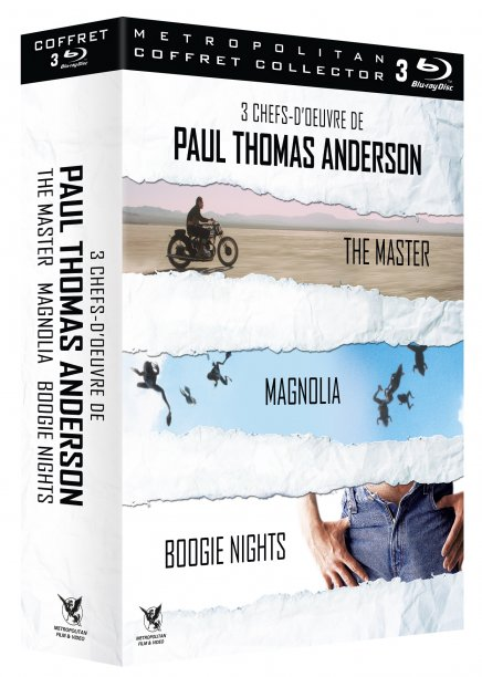 Paul Thomas Anderson - Coffret Blu-Ray