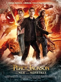 Percy Jackson 2 : la mer des monstres [DVD]