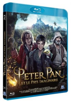 Peter Pan Et Le Pays Imaginaire (Neverland) [Blu-ray]