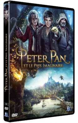 Peter Pan Et Le Pays Imaginaire (Neverland) [DVD]