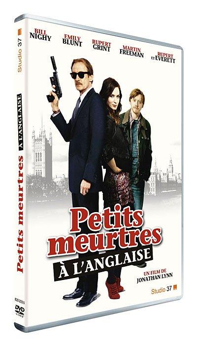 Test DVD Petits meurtres à l'anglaise