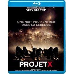 Projet X Blu Ray