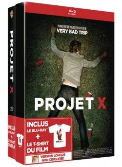 Projet X Coffret Blu Ray