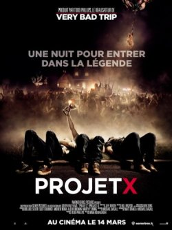 Projet X DVD
