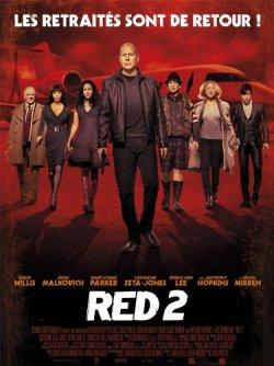 Red 2 - Blu Ray