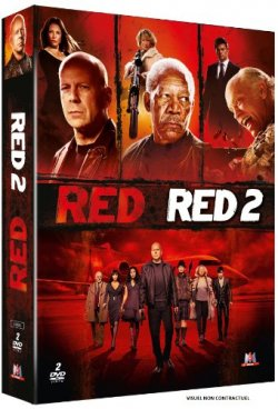 RED + RED 2 - DVD