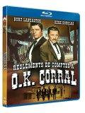 Règlement de comptes à O.K. Corral - Blu Ray
