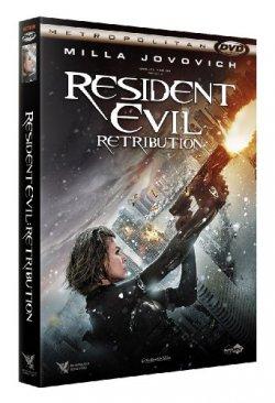 Resident Evil: Retribution - DVD