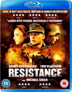 Résistances - Blu Ray