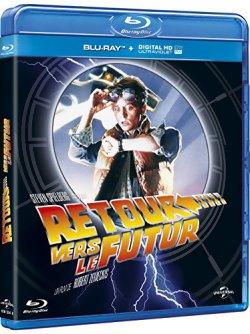 Retour vers le futur - Blu Ray
