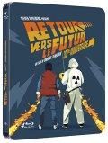 Retour vers le futur - Trilogie Blu-Ray Steelbook