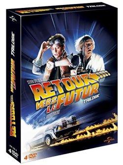 Retour vers le futur - Coffret DVD Trilogie
