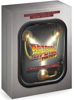 "Retour vers le futur - Trilogie Blu-ray COLLECTOR ""Flux Capacitor"""