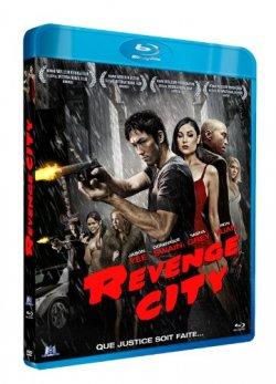 Revenge City (The Girl From The Naked Eye) [Blu-ray]