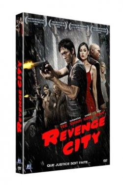 Revenge City (The Girl From The Naked Eye) [DVD]