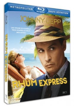 Rhum Express Blu ray