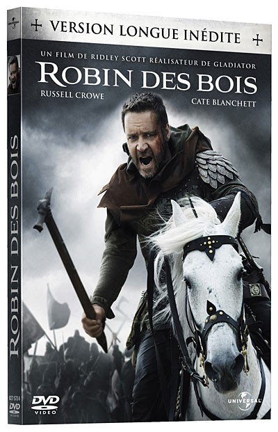 Robin des Bois en Dvd & BluRay ~ Robin Des Bois Le Film