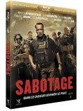 Sabotage - Blu Ray