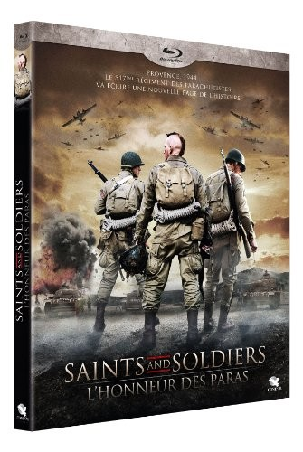 [MULTI] Saints and Soldiers : L'honneur des Paras 2012 [MULTI+TRUEFRENCH] [BLURAY 720p]