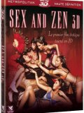 Sex and Zen 3D - Blu Ray 3D