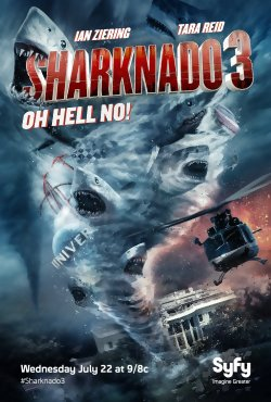 Sharknado 3 - DVD
