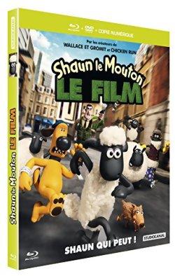 Shaun le mouton - Blu Ray