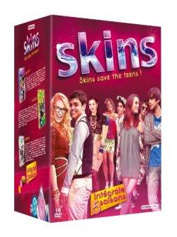 Skins  Intégrale 5 saisons DVD