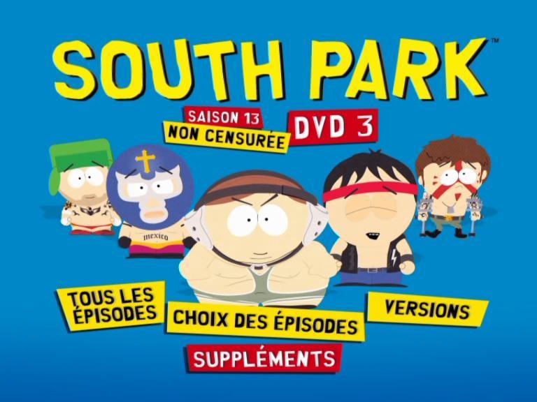 south park test