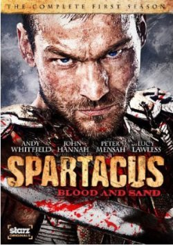 Spartacus : Blood and Sand – Saison 1- DVD