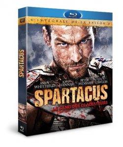 Spartacus : le sang des gladiateurs - Saison 1 Blu-ray