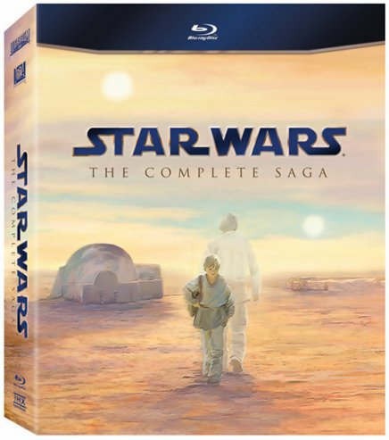 Star Wars Blu Ray : le test