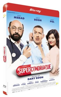 Supercondriaque - Blu Ray