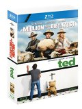 Ted + Albert à l'Ouest - Blu Ray