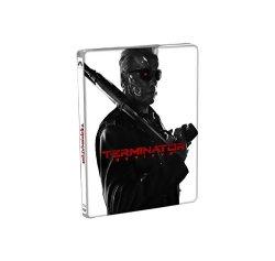 Terminator Genesys - Blu-ray 3D Steelbook