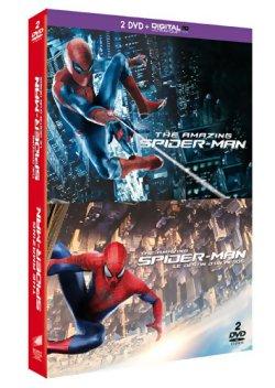 The Amazing Spider-Man 1 & 2 - DVD