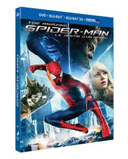 The Amazing Spider-Man 2  - Blu-ray 3D