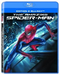 The Amazing Spider-Man - Double Blu-Ray