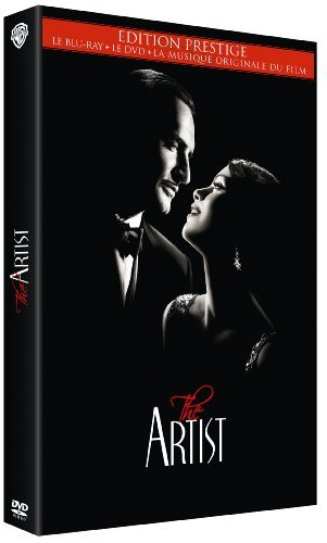 The Artist en DVD et Blu Ray