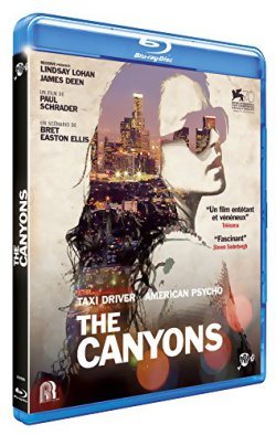 The canyons - Blu Ray