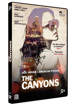 The canyons - DVD