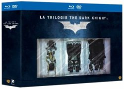 The Dark Knight - La trilogie en Blu Ray