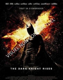 The Dark Knight Rises - DVD