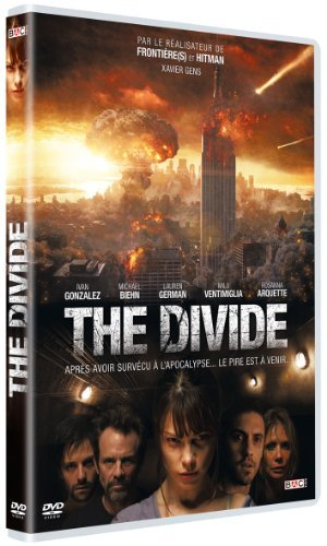 The Divide en Blu ray et DVD